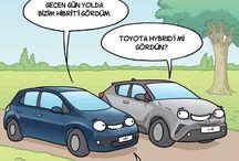 Toyota Hybrid Halleri