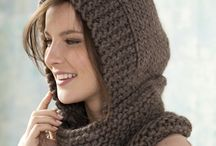 Knitting Patterns with Hoods