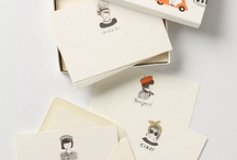 STATIONERY / by Ern Kullapat