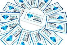 SNOWW WHITE Premium Teeth Whitening
