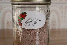 Spice Mixes / by Susan Burtnyk