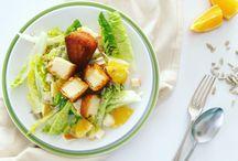 5 hozzávalós saláták