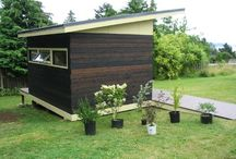 A Modern Shed