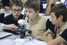 Aden Kolejinde Bilime ayrılan dersler