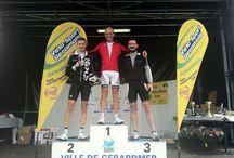 OboCyclo - Saison 2013 / Mes glorieuses aventures à bicyclette !