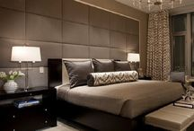Bedrooms - grey/taupe