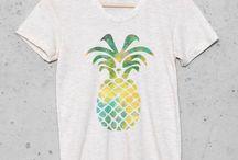 pineapple fan