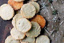 Recetas - Galletas / Saladas