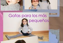 Gafas para niños