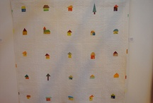 quilts - houses / by Tonya Ricucci