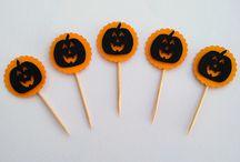 Festa Halloween / Aqui você vai encontrar vários produtos pra deixar o seu Halloween de arrepiar! =D