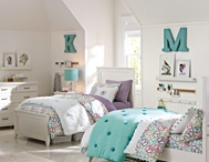 Girls Rooms / by Melissa Miller