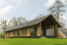 Gebouwen, interieurs / inspirerende gebouwen, design, interieurs enz..