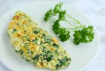 Healthy, Savory Breakfast Recipes (featuring sprouts!)