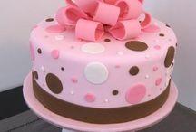pasteles de regalo
