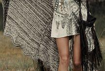этника в одежде / этнический стиль
