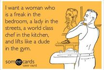 Men / Funny stuff about how men really are. / by Daniel Marţuneac