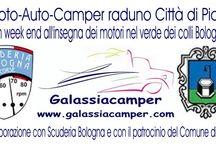 1° Camper-Moto-Auto raduno Città di Pianoro / un weekend tra i motori nel verde dei colli bolognesi