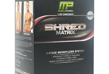 Work out supplements / by Mark Wood
