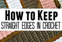 keep edges straight