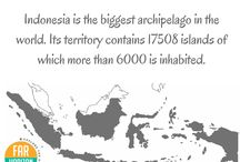 Did You Know? / Funny, Interesting facts about Indonesia.