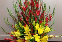 kvety vo vazr
