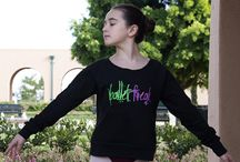 Ballet Freak Clothing / Ballet Freak Apparel and Accessories