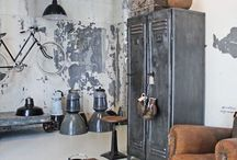 Industrial/Upcycle