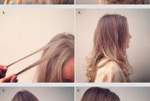 Trensas / Peinados