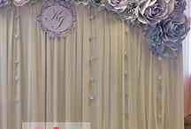 deco wedding inchallah