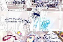 love anime quotes