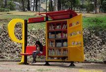 Pop-Up Library / by Annie Hayner-Sprague