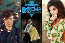 MTV EMA 2013 / W tym roku gala odbędzie się w Amsterdamie. Oglądaj relację z MTV Europe Music Awards 2013 w MTV Polska - na żywo 10/11/13 od 21:00! / by MTV Polska