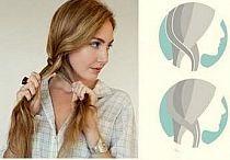 Hair styles DIY