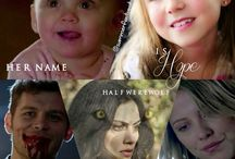 ♥︎ Hope Mikaelson