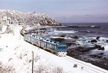 """SEA TRAIN หรือ """"รถไฟสายโรแมนติก"""
