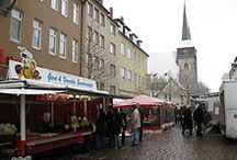 Markt-Plätze