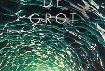 Tim Krabbé, De Grot / Pinbord van het boek De Grot van Tim Krabbé