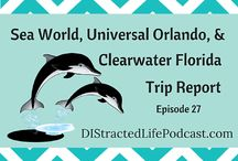 Disney Podcast Episodes / Walt Disney World trip reports and news.  Also including Disneyland, Aulani, and other Orlando and Anaheim attractions.