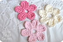 Flower Free Crochet Patterns