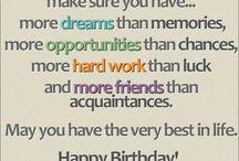 Ryan Birthday