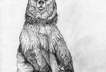 bear :') / by Rkm Maepratoo