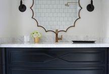 Bath ideas / by Cindy Davis