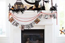 Wall Display Ideas - Halloween