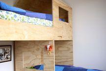 + łóżka piętrowe