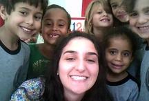 PÂM / Por um sorriso de uma criança... elas são os bens mais valiosos que temos... Sua educação será a base para um bom profissional na sociedade!