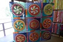 Cog Wheel Quilts