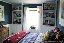 Kiddies' Rooms / by Katherine Brown