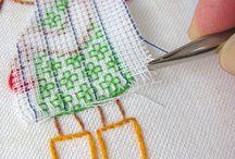 handwerk handigheidje borduren