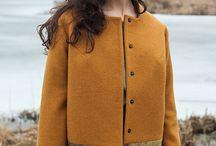 POET.KA jackets / Ecoprint jackets, eco fashion, slow fashion, ethnic style, boho style.